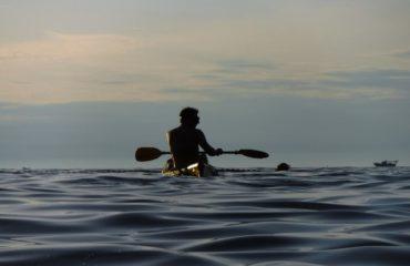 Sunset seakayking Porec (11)