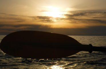 Sunset seakayking Porec (3)