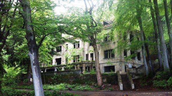 Brestovac sanatorium