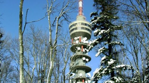 TV Tower Sljeme